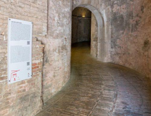 La Rocca Paolina persa e ritrovata