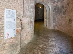 Rocca Paolina accessibile