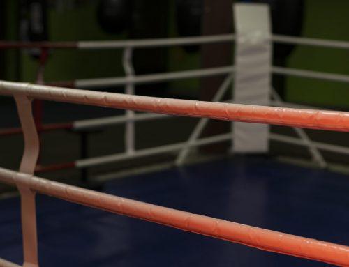 Sul ring con Muhammad Alì. Combattere la progressione